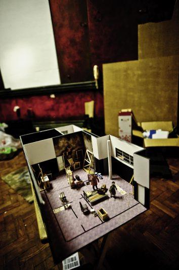 Model box